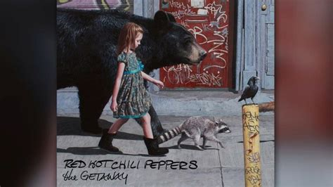 """Red Hot Chili Peppers share their """"Dark Necessities"""" in"""