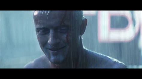 Tears in Rain (Teatrical cut with Harrison Ford background