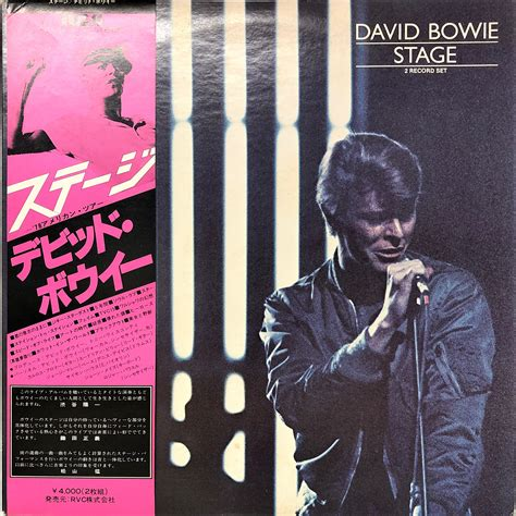 David Bowie / Stage (デヴィッド・ボウイ/ステージ) | 中古